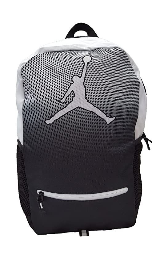 3c44476673a Image Unavailable. Image not available for. Color: Nike Jordan Jumpman  Youth Backpack ...