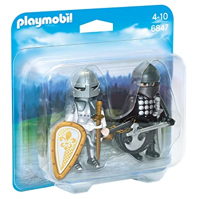 Playmobil Knights' Rivalry Duo Pack: Toys & Games
