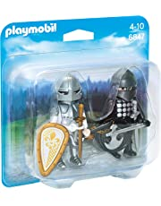 Playmobil Duo Pack Knights' Rivalry Duo Pack Figura con Accesorios 6847