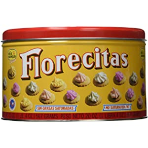 Florecitas Iced Gems Cookies By Royal Borinquen 20 oz