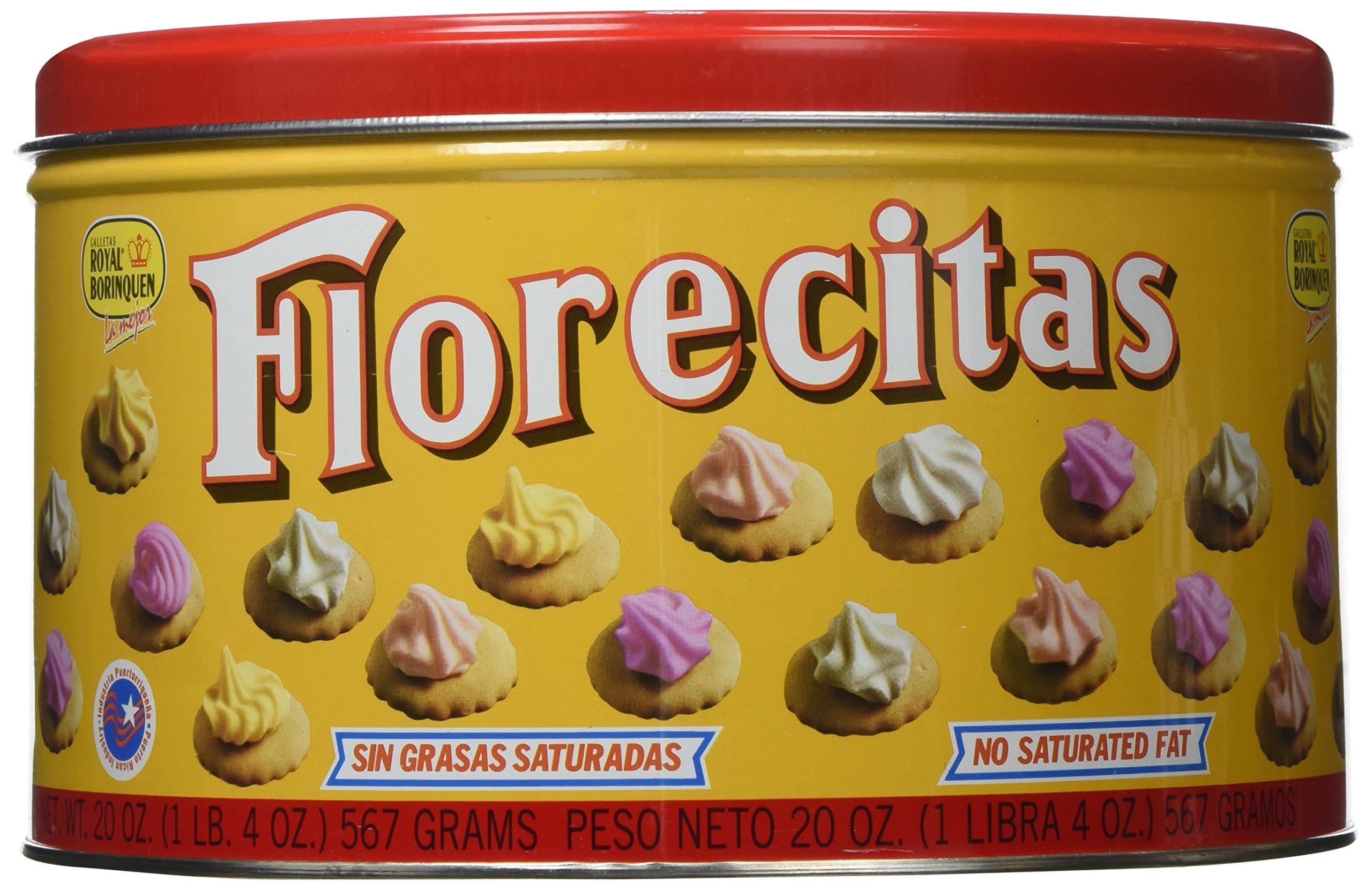 Florecitas Iced Gems Cookies 20 Oz