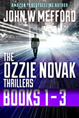 The Ozzie Novak Thrillers: Books 1-3: Redemption Thriller Series 13-15 (Redemption Thriller Series Box Set Book 5)