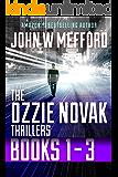 The Ozzie Novak Thrillers: Books 1-3: Redemption Thriller Series 13-15 (Redemption Thriller Series Box Set Book 5)