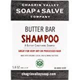 Chagrin Valley Soap & Salve - Organic Natural Shampoo Bar - Butter Bar Conditioner
