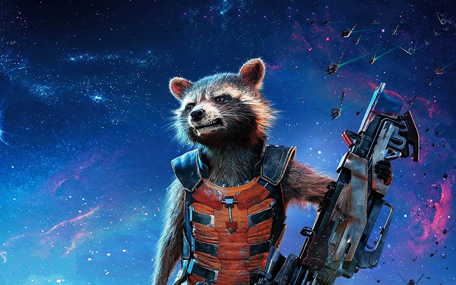 Posterhouzz Movie Guardians Of The Galaxy Rocket Raccoon Hd