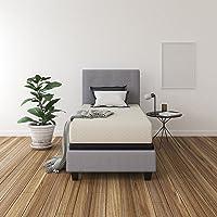 Ashley Furniture Signature Design - 12 Inch Chime Express Memory Foam Mattress -...