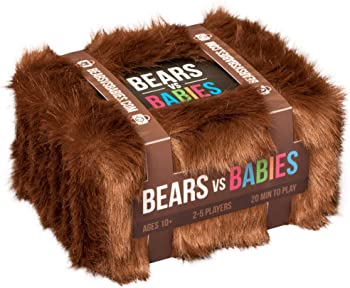 Bears vs Babies: Game From the Creators of Exploding Kittens