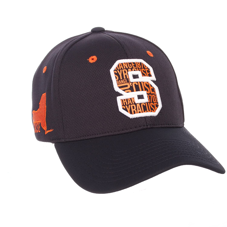 Zephyr Adult Men Rambler NCAA Hat Team Color Medium//Large