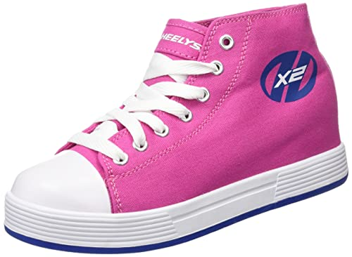 HEELYS Fresh Hi Top 770738 - Zapatos Dos Ruedas para niñas, Color, Talla 35: Amazon.es: Zapatos y complementos