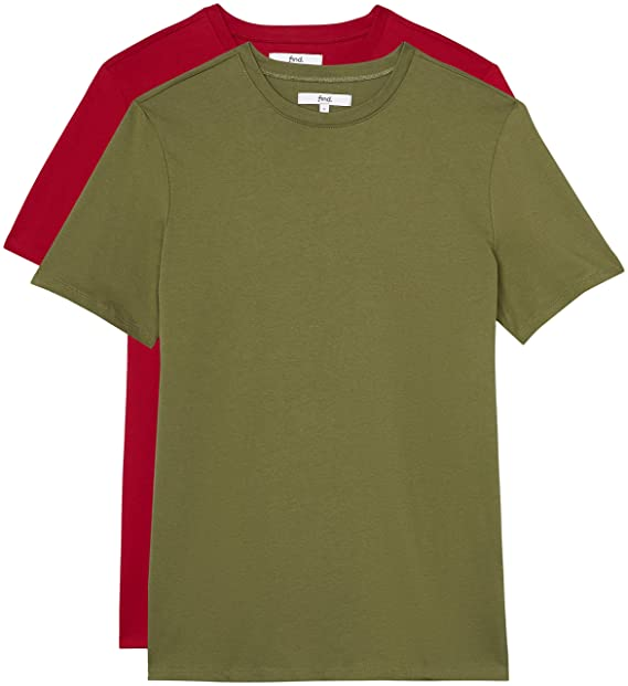 FIND Camiseta Manga Corta Hombre 8370d47a2ff