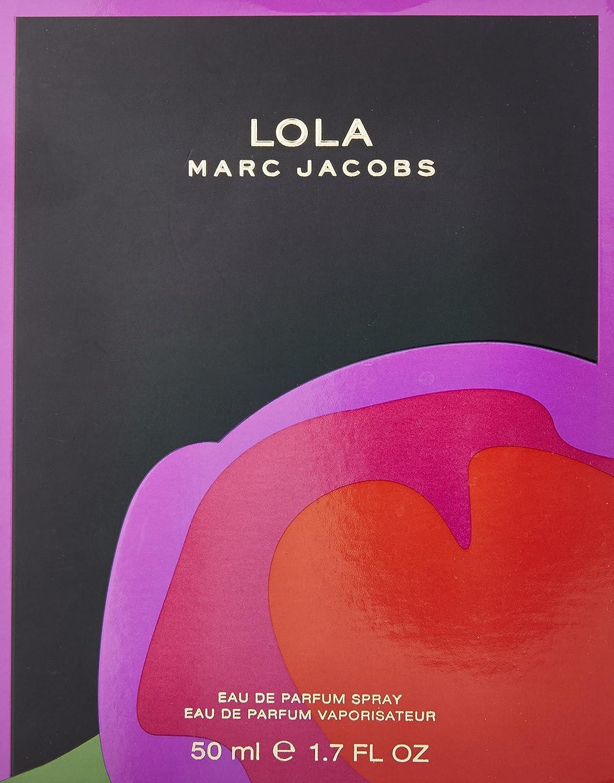 Lola by Marc Jacobs for Women, Eau de Parfum Spray, 1.7 Ounce