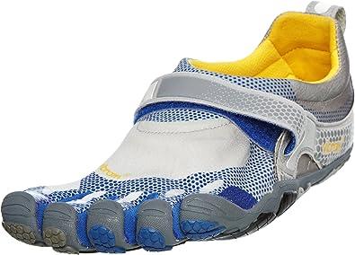 Vibram Fivefingers Escarpines Running M349 Bikila Azul/Negro/Gris EU 42: Amazon.es: Zapatos y complementos