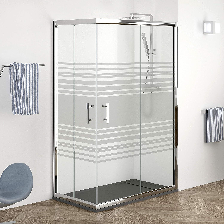 Mampara de baño a medida