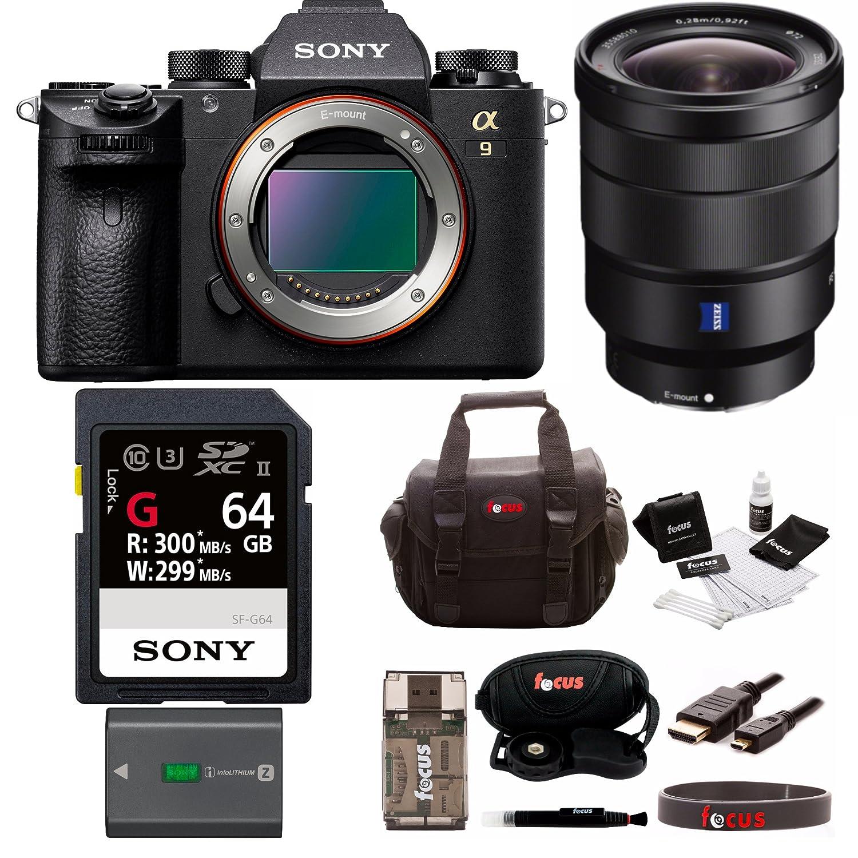 Sony Alpha A9 Full Frame Mirrorless Camera w: Amazon.de: Kamera