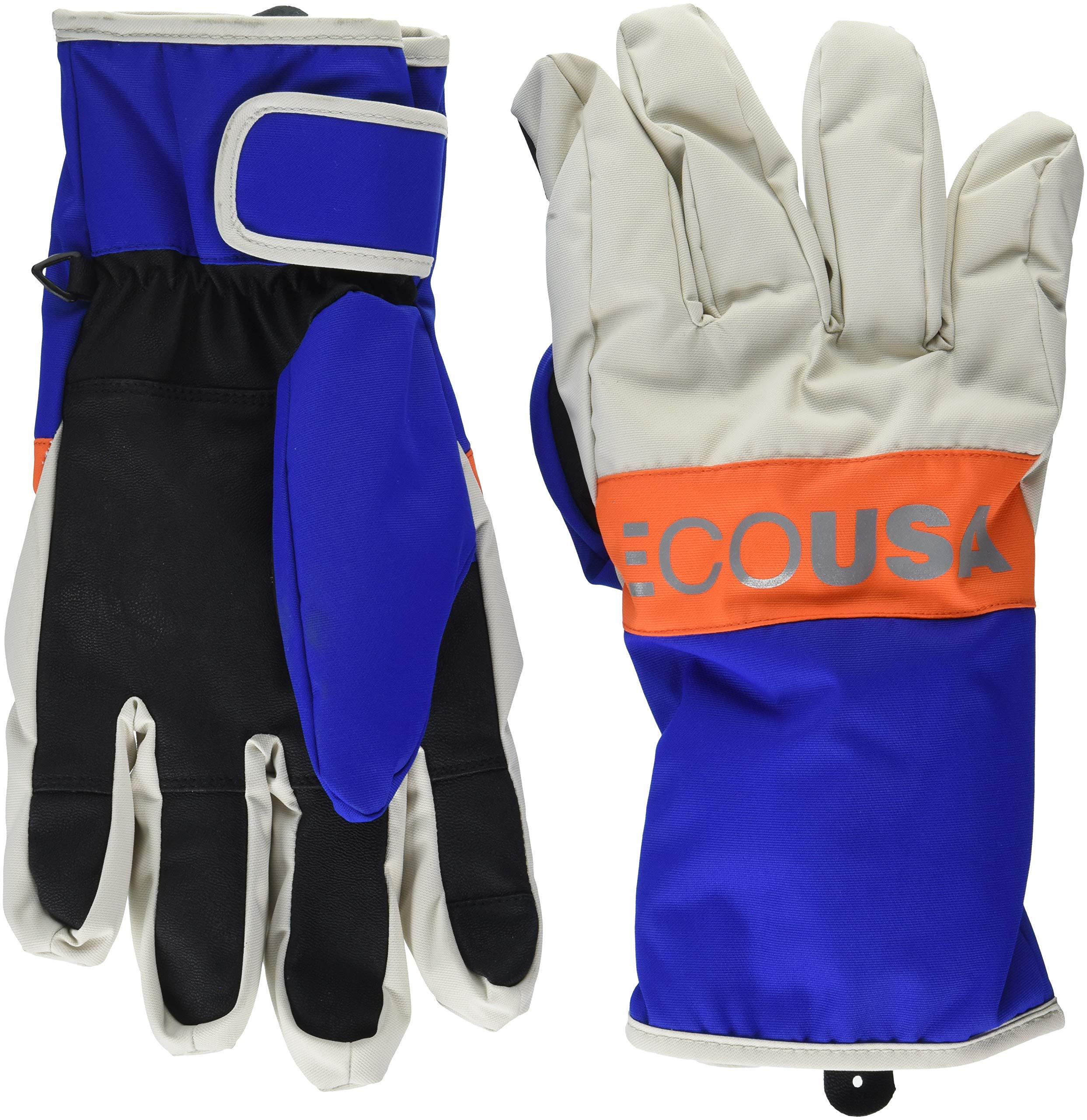 DC Men's Franchise Snow Glove, surf The Web, XL