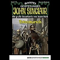 John Sinclair - Folge 1719: Totenmarsch (German Edition) book cover