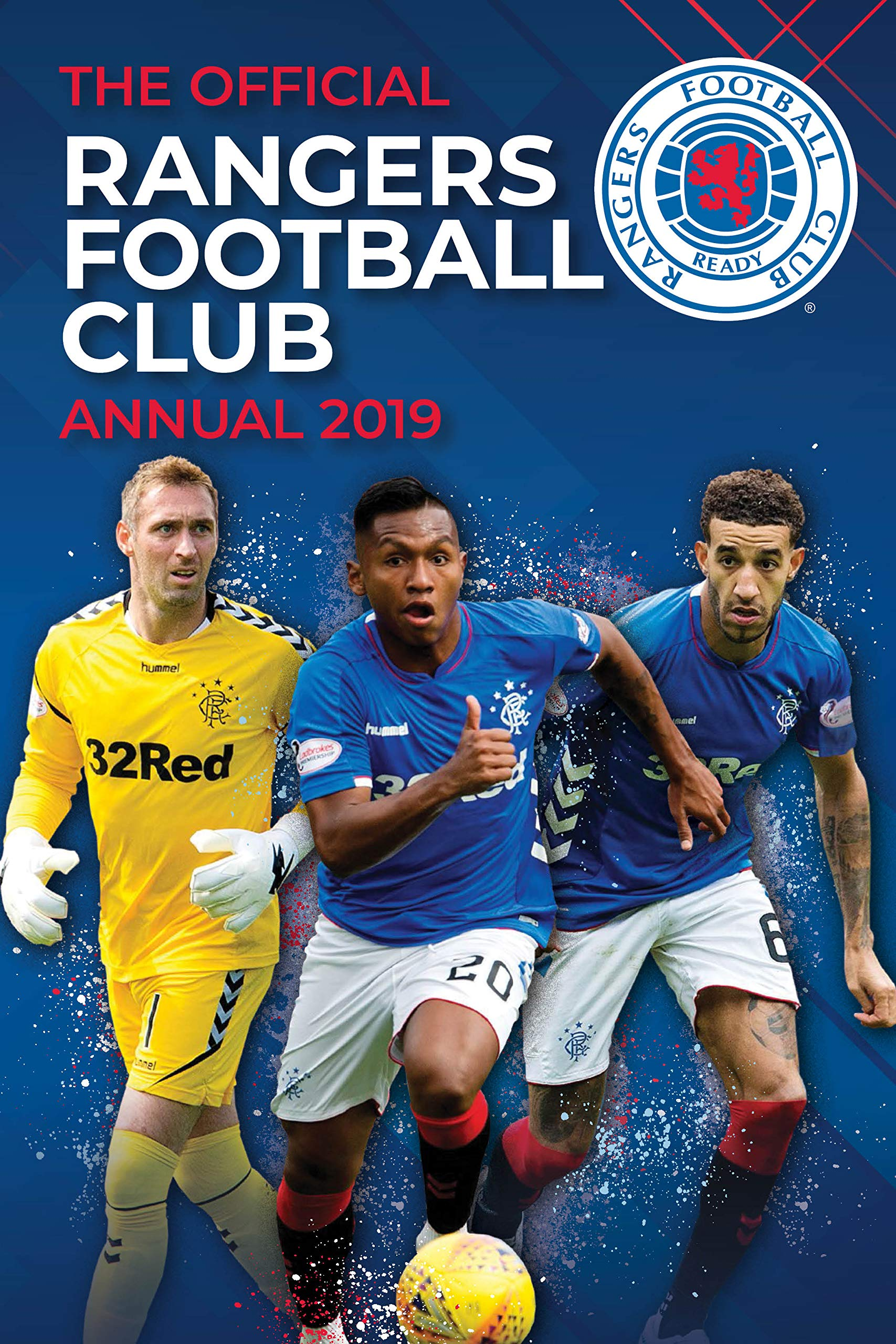 Rangers FC 2020 Annual