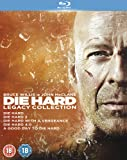 Die Hard - Legacy Collection (5 Blu-Ray) [Edizione: Regno Unito] [Reino Unido] [Blu-ray]