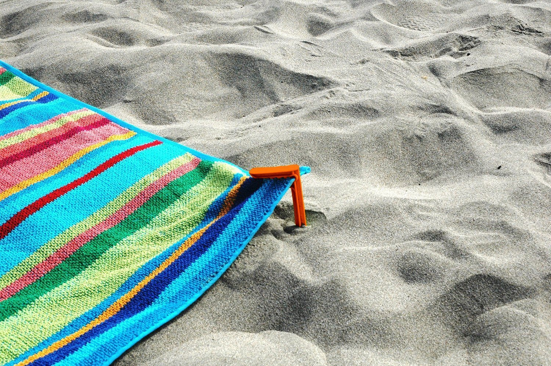 Strandtuch Befestigungs- Clips