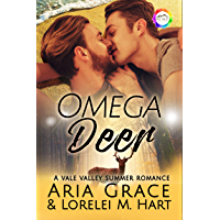 Omega, Deer: A Summer Romance (Vale Valley Season 3 Book 9) (English Edition)