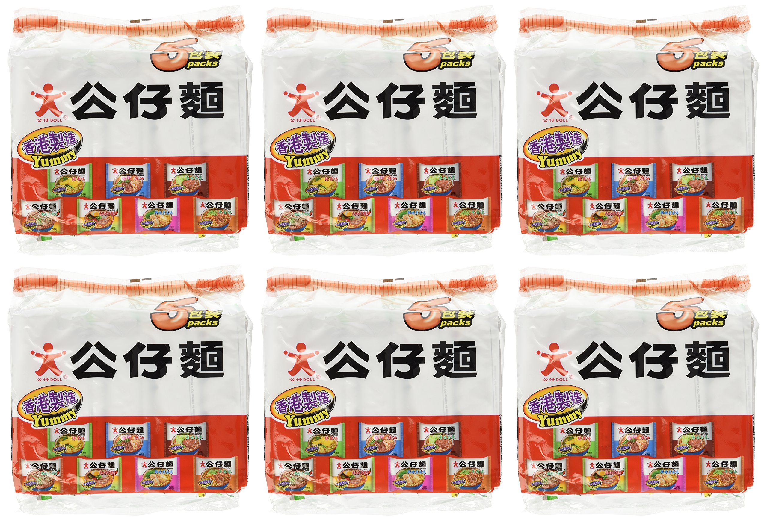 Doll Instant Noodles- Artificial Chicken Flavor, 103-Grams (Pack of 30)