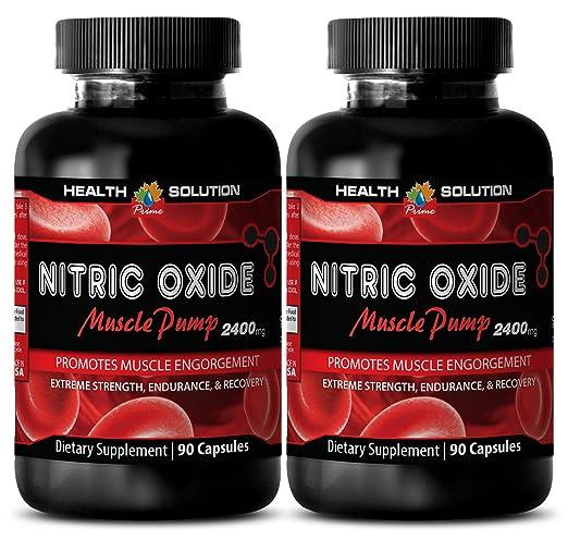 Amazon.com: Óxido Nítrico Suplementos Powder – Óxido Nítrico ...