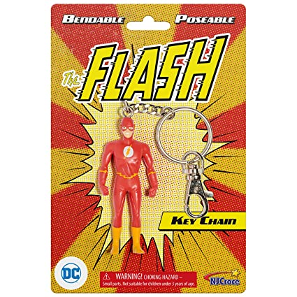 NJ Croce NJKRB3906 The Flash - Llavero Plegable: Amazon.es ...