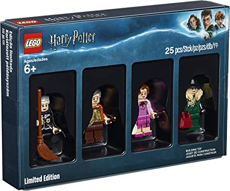 LEGO 5005254 Harry Potter Professors Minifigures Limited Edition, Collectible Toys, Fun Gift: Amazon.es: Juguetes y juegos