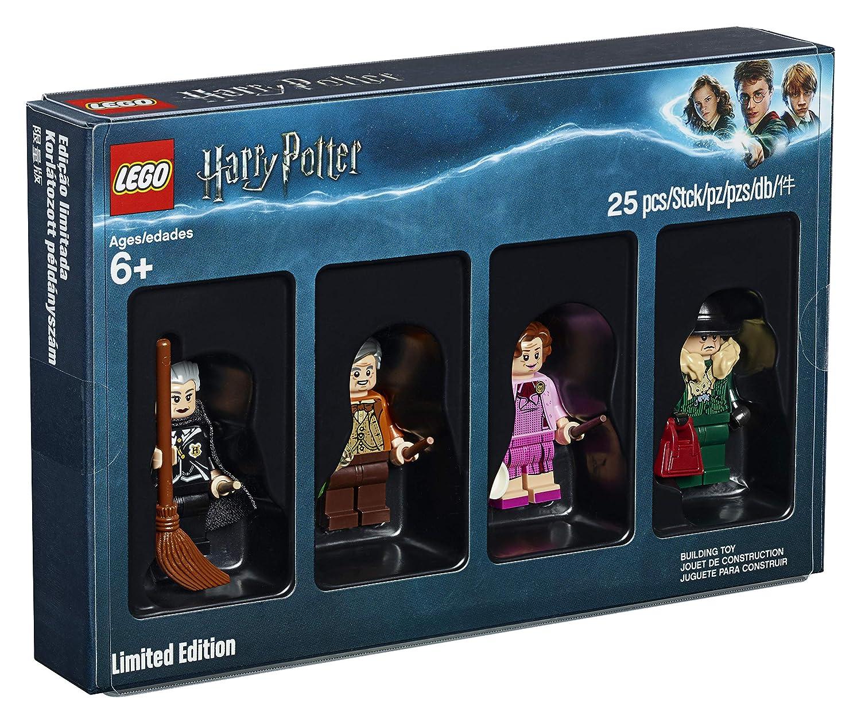Lego 5005254 - Set di Personaggi di Harry Potter 2018, Edizione Limitata