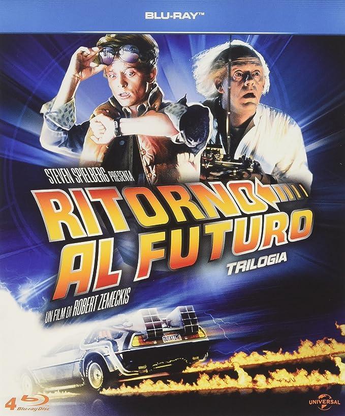 Ritorno al Futuro - Cofanetto Completo (4 [Italia]
