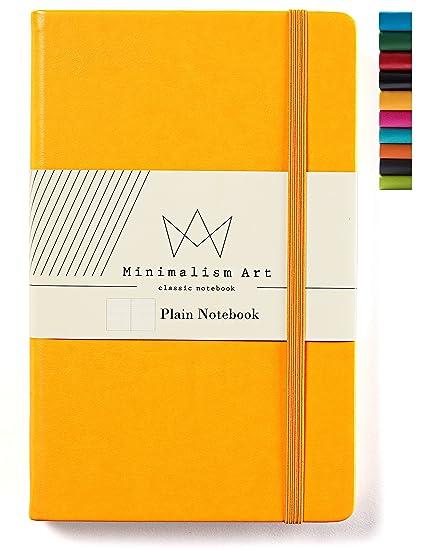 amazon com minimalism art classic notebook journal size 5 x