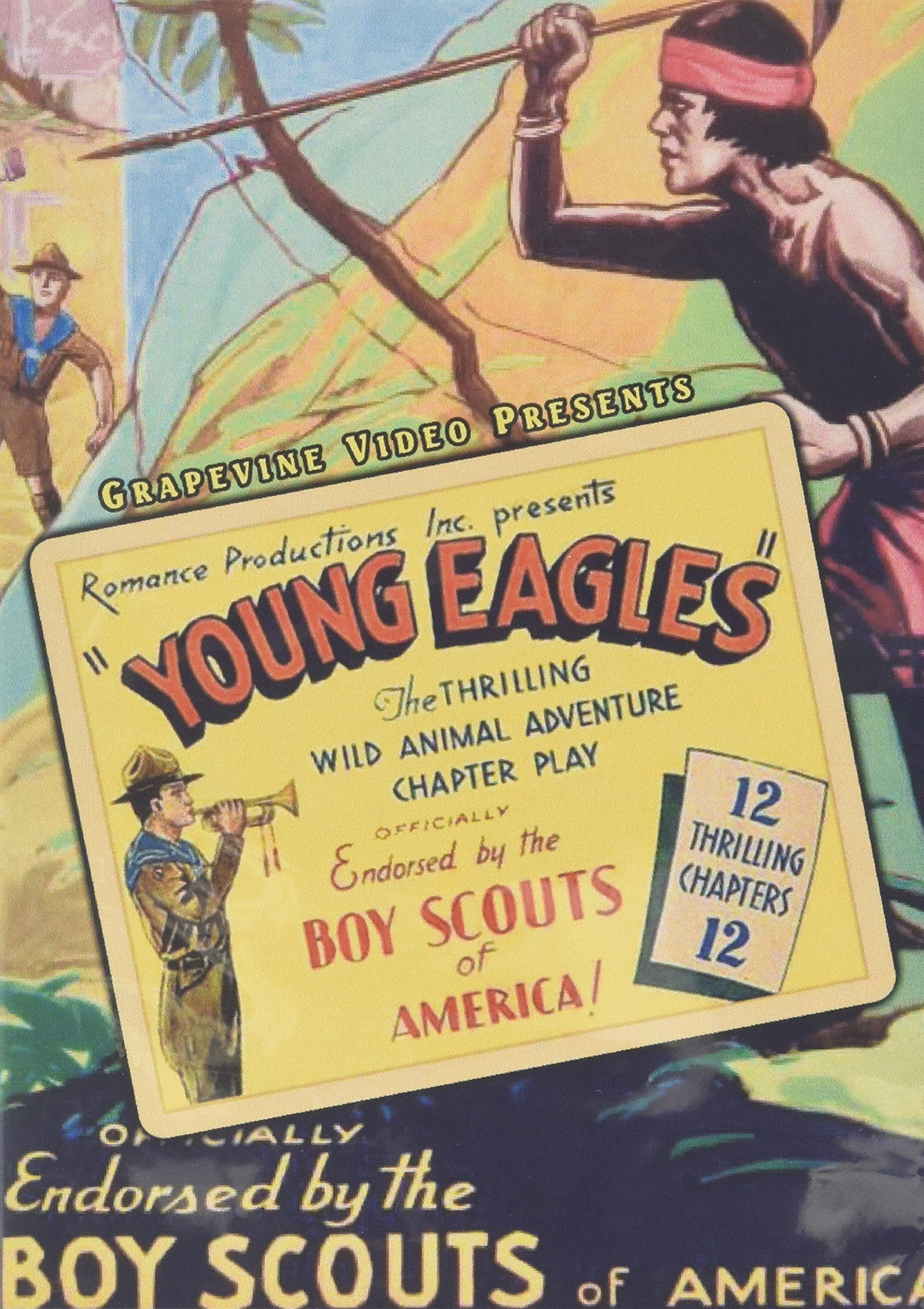 DVD : Young Eagles (1934) (DVD)