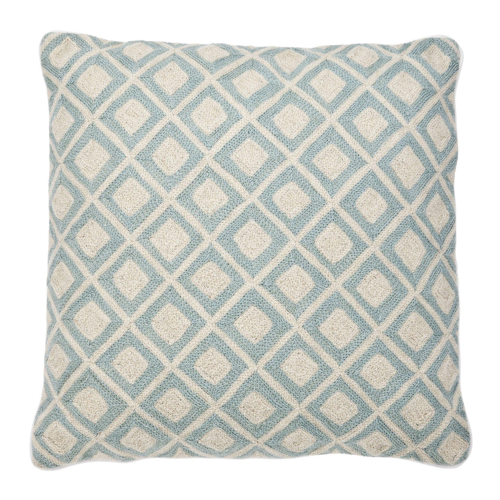 Light Blue Pillow | Eichholtz Licorice by Eichholtz