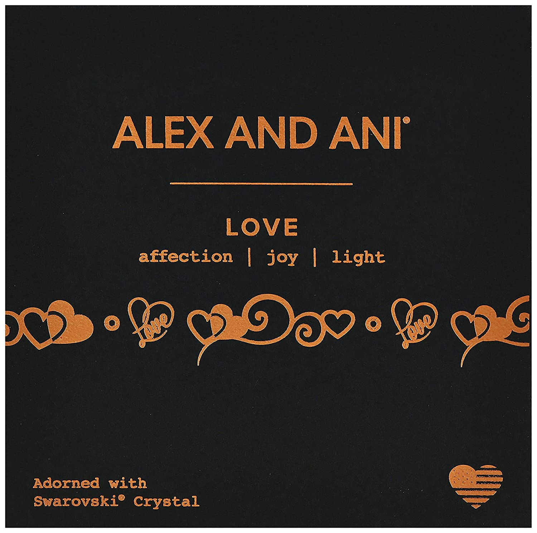 Alex Ani Love Rafaelian Bracelet Image 3