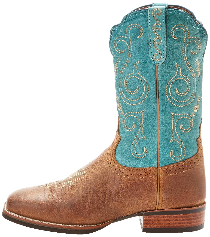 53e762b3651 Amazon.com   Justin Boots Women's Silver Collection 11
