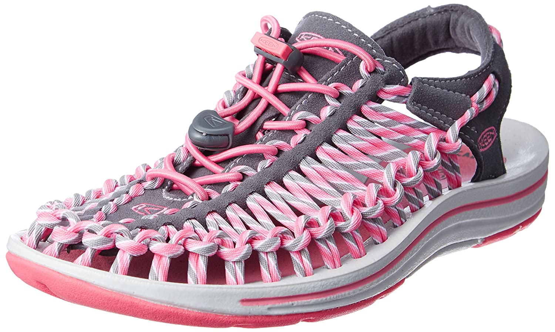 KEEN Sandal Women's Uneek Slice Fade Sandal KEEN B00ZG2UQEC 10.5 B(M) US|Magnet/Camellia Rose edcf06