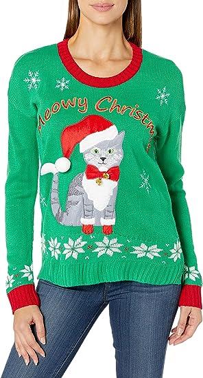 Original Light Up /'Just Believe/' Santa//Unicorn//Christmas//Winter Hat//Ugly Sweater