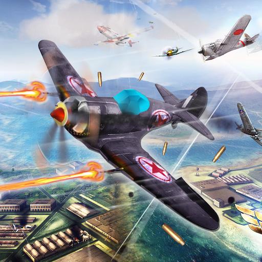 Skies of War (Airplane War Games)