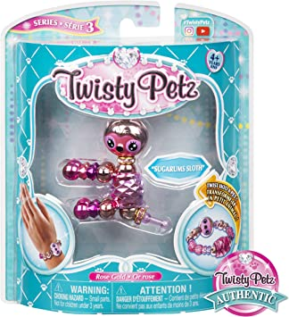 Twisty Petz Braccialetti Famiglia 6 Unicorni