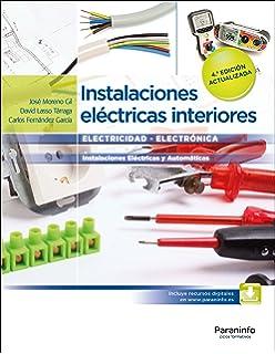 Instalaciones eléctricas interiores 4.ª edición