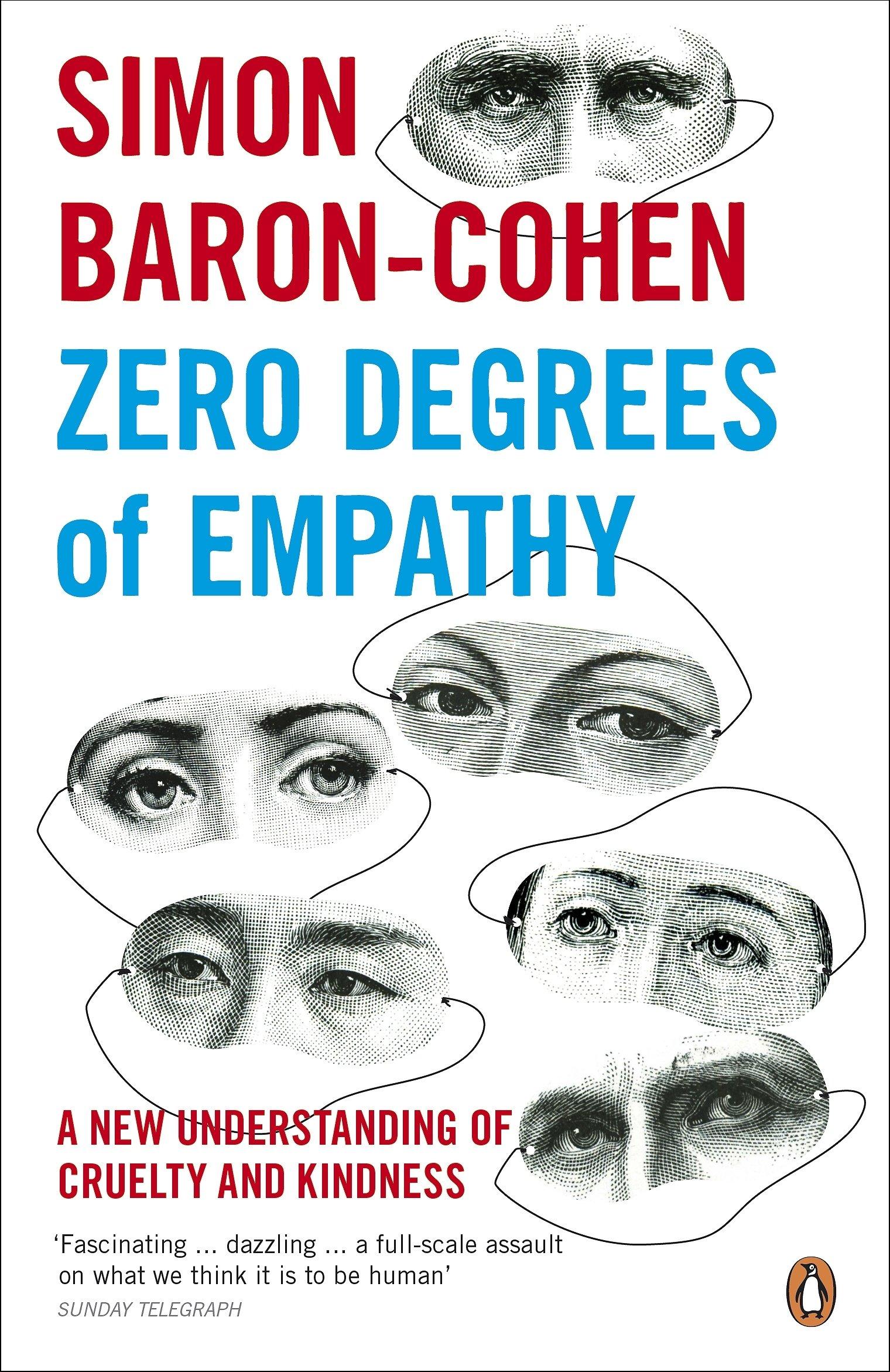 Zero Degrees of Empathy Amazon Simon Baron Cohen
