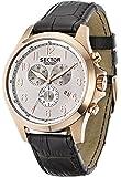 Sector Montre Homme Chronographe Quartz avec Bracelet en Cuir – R3271690001