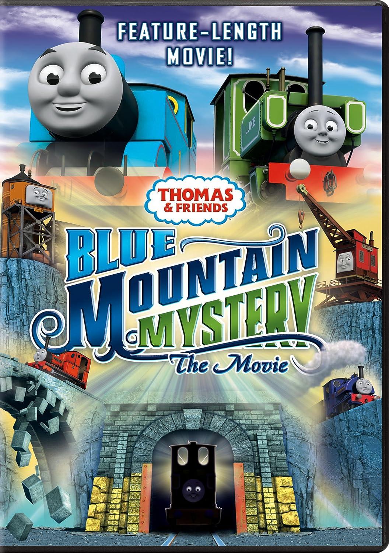 Amazon.com: Thomas & Friends: Blue Mountain Mystery the Movie ...