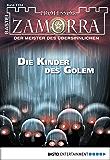 Professor Zamorra 1154 - Horror-Serie: Die Kinder des Golem (German Edition)
