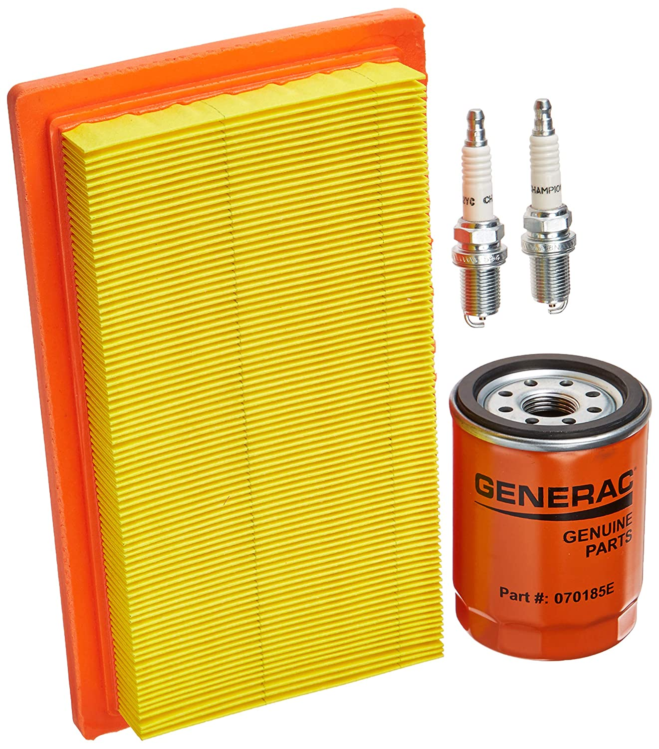 B00C2LVACW Generac 6485 Scheduled Maintenance Kit for 20kW and 22kW Standby Generators with 999cc Engine 91bYHGlO3YL