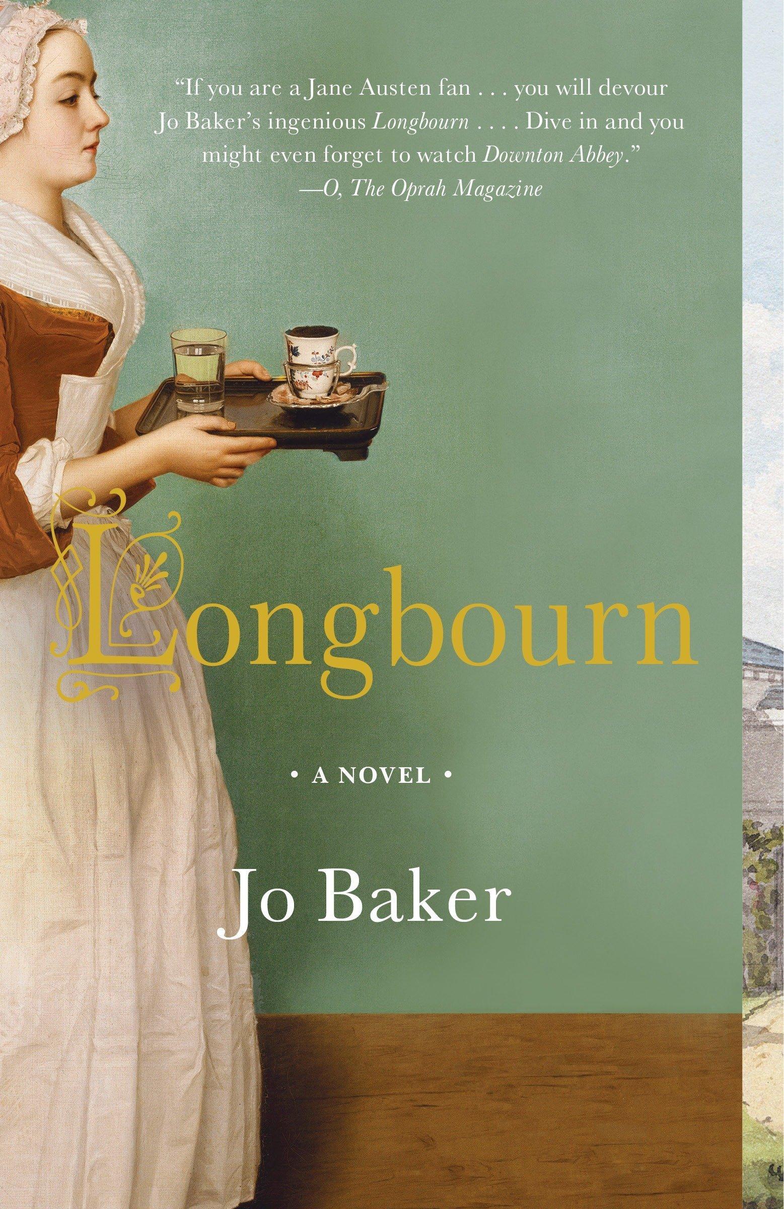 Image result for longbourn by jo baker