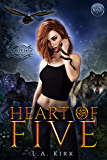 Heart of Five: Meg's Story (Divinity Saga Book 1)