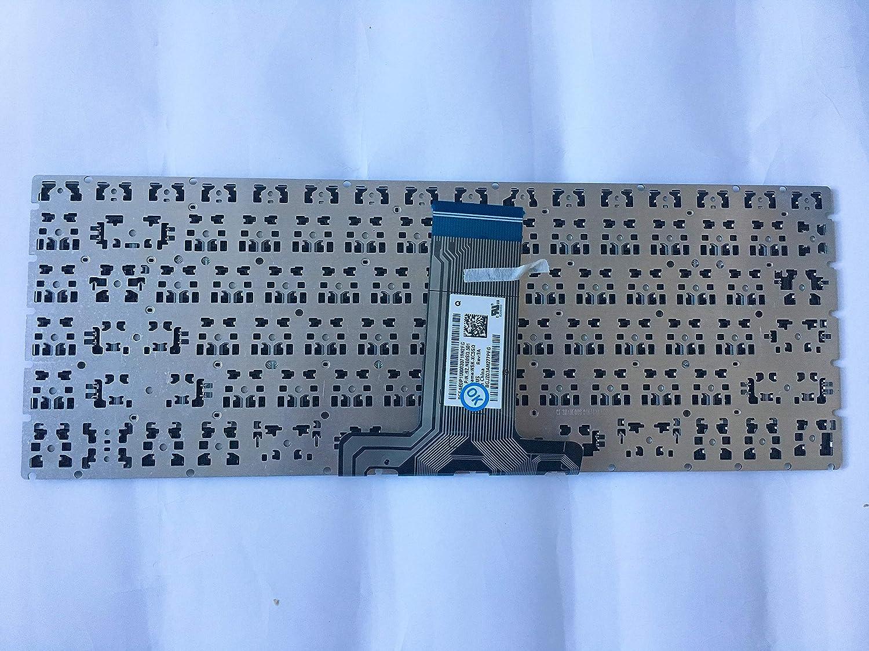 New US Keyboard for HP Pavilion 14-bk100 14-bk000 14-bk Black Color Non-Backlit