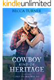 Cowboy Kind of Heritage (Only an Okie Will Do Book 1)