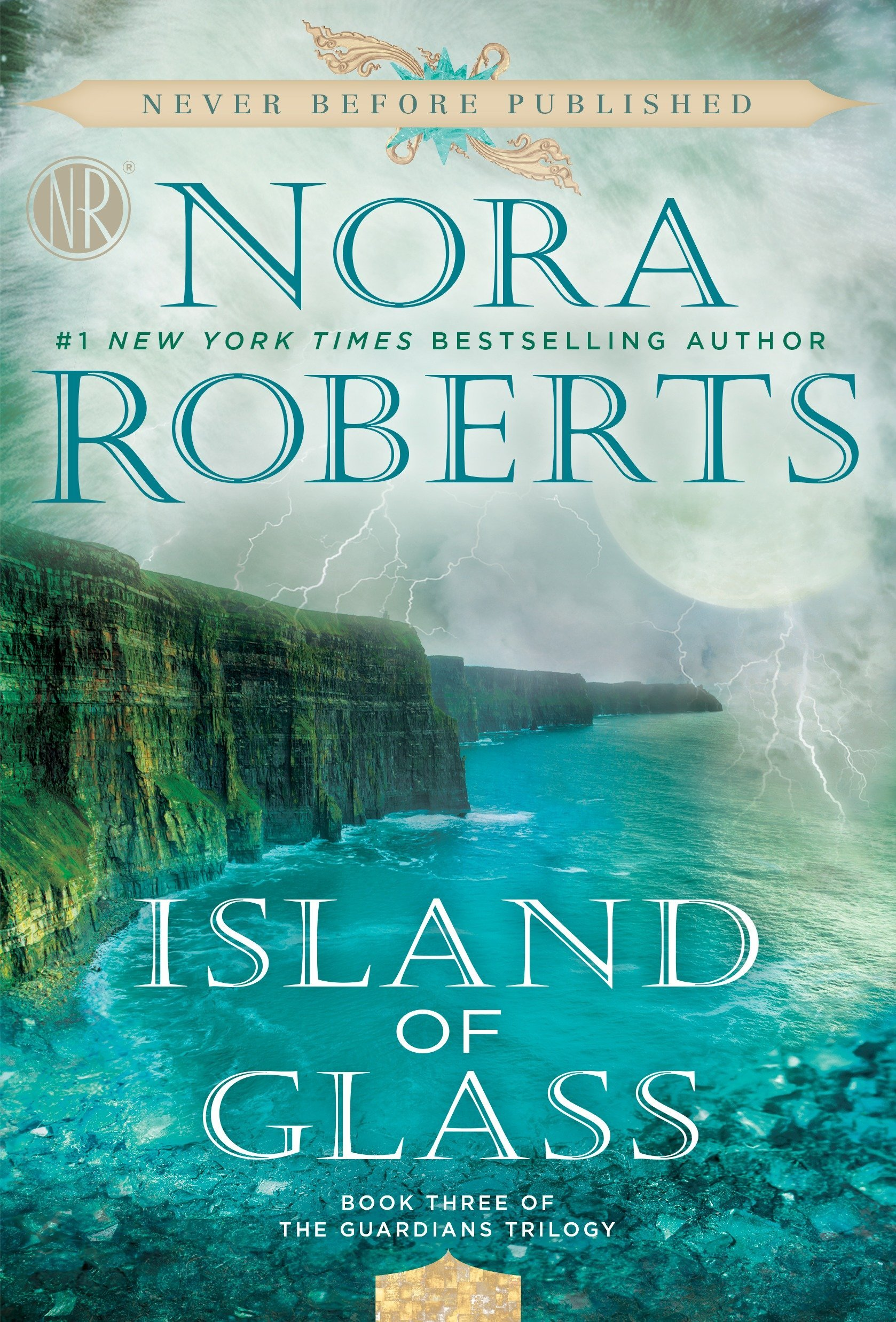 Island of Glass (Guardians Trilogy): Roberts, Nora: 9780425280126:  Amazon.com: Books